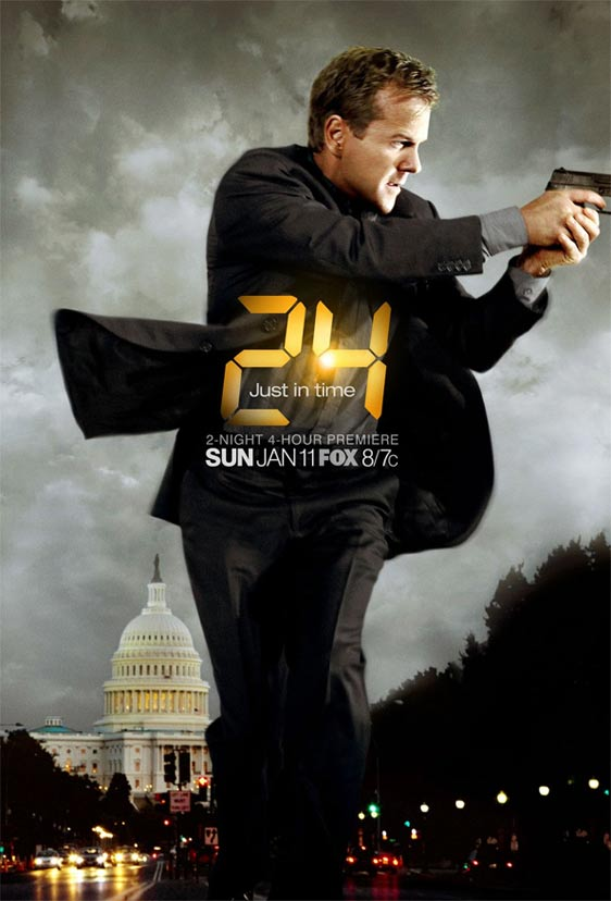 24: Redemption (24: The Movie) Poster