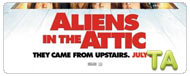 Aliens in the Attic: B-Roll