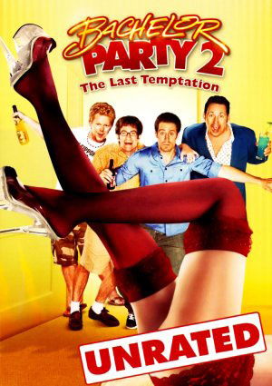 Bachelor Party 2: The Last Temptation Poster