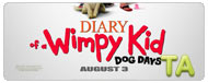 Diary of a Wimpy Kid: Dog Days: International Trailer