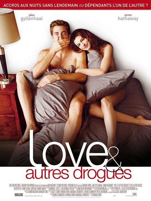 Love and Other Drugs Poster #2 of 2