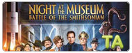 Night at the Museum: Battle of the Smithsonian: Featurette - On the Set