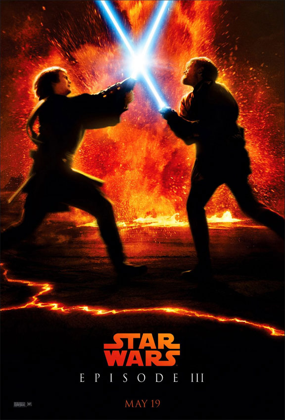 Star Wars: Episode III Revenge of the Sith Poster