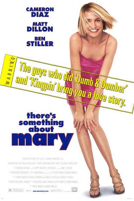 There's Something About Mary Poster