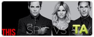 This Means War: International TV Spot - Valentines