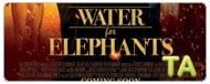 Water for Elephants: Premiere - Christoph Waltz