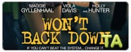 Won't Back Down: Junket Interview - Maggie Gyllenhaal
