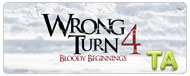 Wrong Turn 4: Featurette - Directors Die Ary