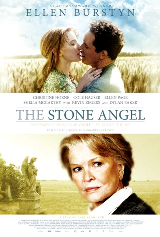 The Stone Angel Poster