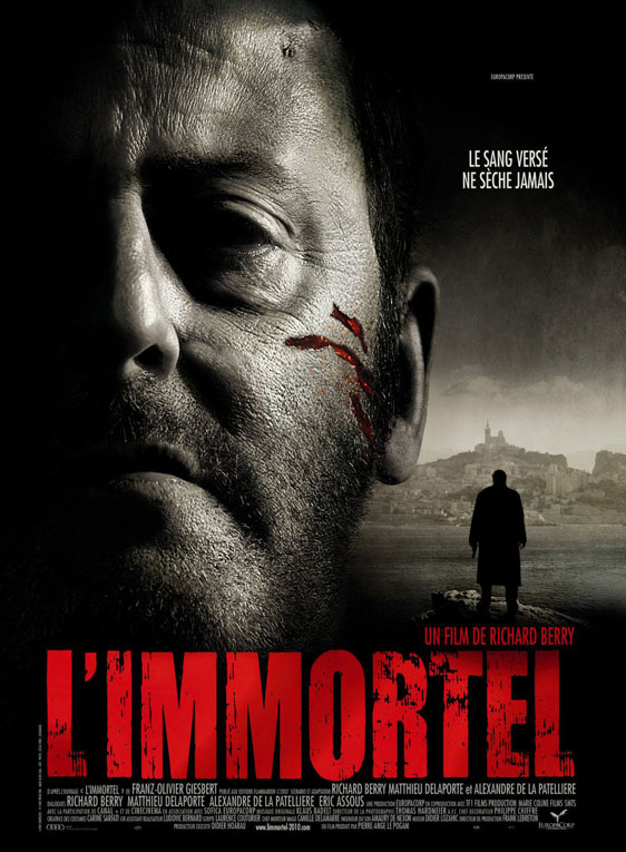 22 Bullets (L'immortel) Poster