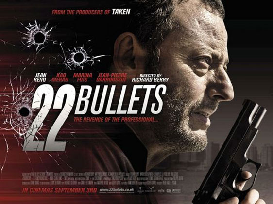 22 Bullets – L'Immortel