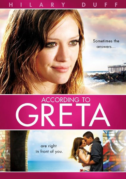 According to Greta Poster