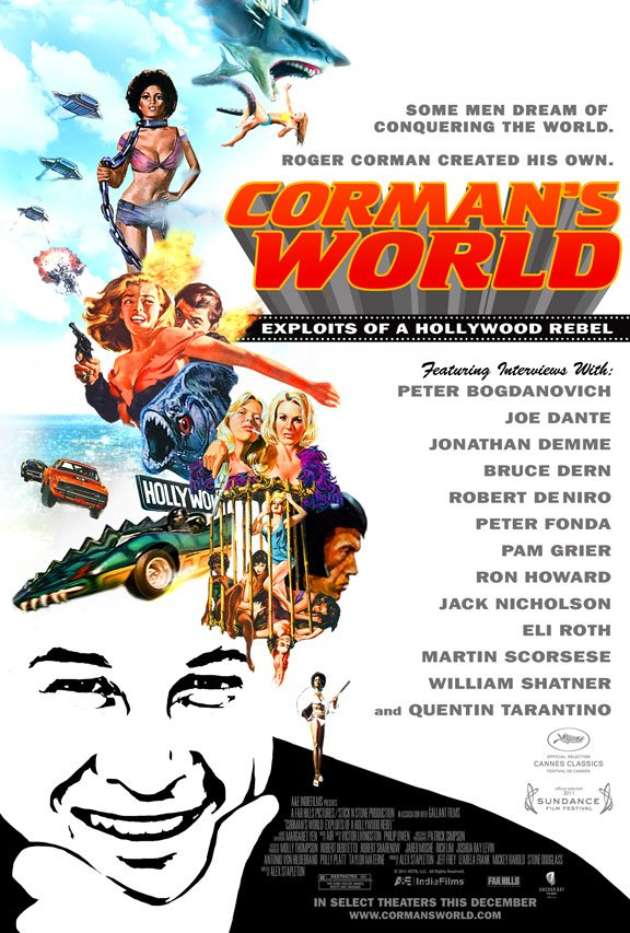 Corman's World Poster
