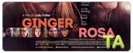 Ginger and Rosa: RCD - TIFF Screening