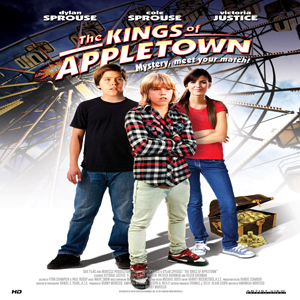 The Kings of Appletown Poster