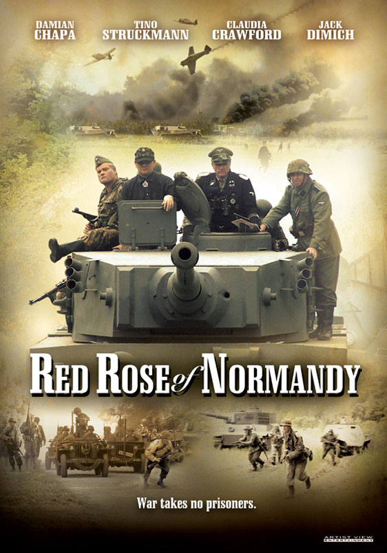 Normandy (Red Rose of Normandy)