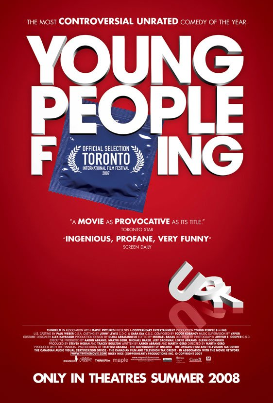 Young People Fucking Poster