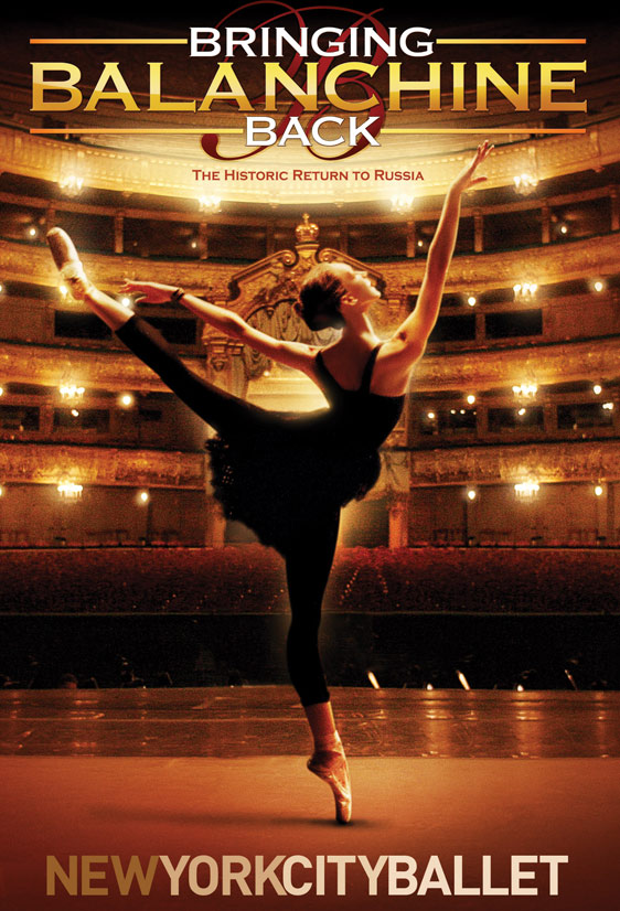Bringing Balanchine Back Poster