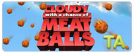 Cloudy with a Chance of Meatballs: B-Roll