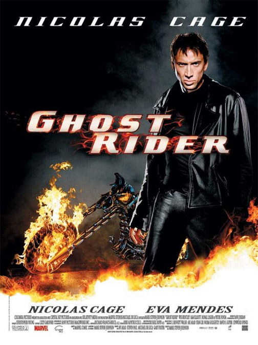 images of ghost rider. Ghost Rider Poster