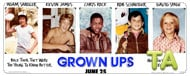 Grown Ups: NY Screening B-Roll