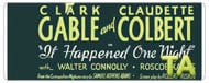 It Happened One Night: Trailer
