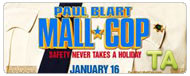 Paul Blart: Mall Cop TV Spot #1