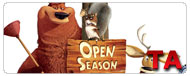 Open Season: Behind The Scenes