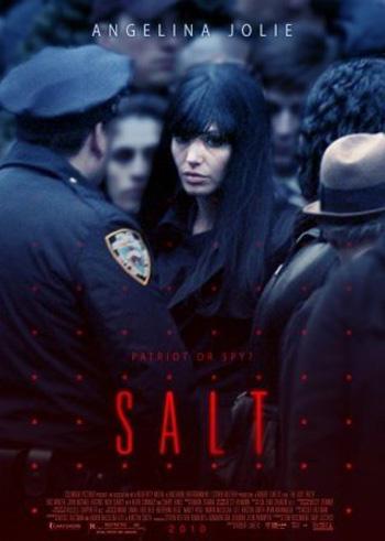 Salt 2010 DVDrip -[eu]