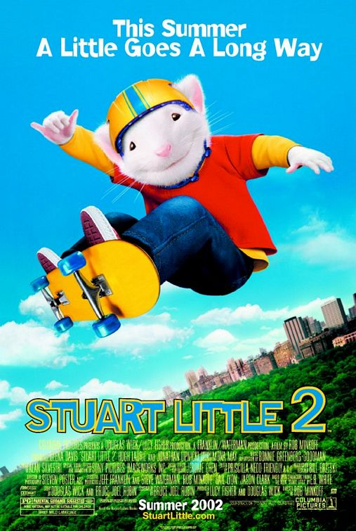 Stuart Little 2 Poster - Trailer Addict