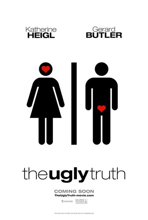 The Ugly Truth Poster