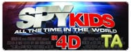 Spy Kids: All the Time in the World: Feature Trailer
