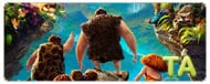 The Croods: New York Screening - Ryan Reynolds & Emma Stone