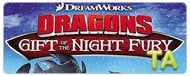 Dragons: Gift of the Night Fury: DVD Bonus - Drawing Faces and Wings