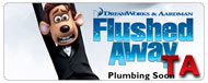Flushed Away: Go Purple Custard