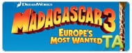 Madagascar 3: Europe's Most Wanted: Human Cannonball