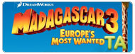 Madagascar 3: Europe's Most Wanted: Talent B-Roll II