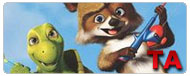 Over the Hedge: Humans and Food