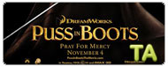Puss in Boots: DVD Bonus - Dance Sequences