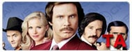 Anchorman: The Legend of Ron Burgundy: Steve Carell Audition