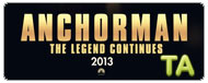 Anchorman 2: The Legend Continues: International Teaser Trailer