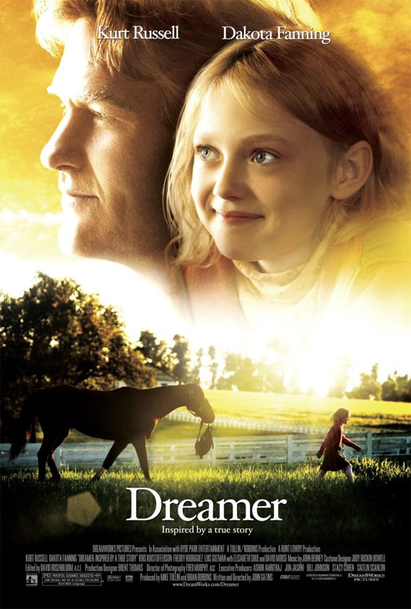 Dreamer: Inspired By A True Story Poster