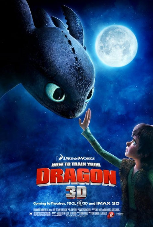 How to Train Your Dragon Poster #6 of 10