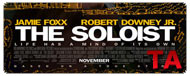 The Soloist: Interview - Jamie Foxx