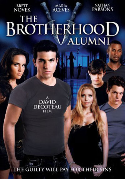 The Brotherhood V: Alumni Poster