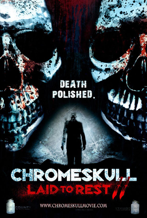 ChromeSkull: Laid to Rest 2 Poster