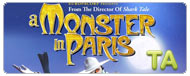 A Monster in Paris: Trailer