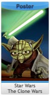 Star Wars: The Clone Wars - Poster
