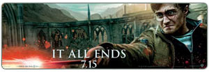 Harry Potter and the Deathly Hallows Part II - Feature Trailer