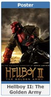 Hellboy II: The Golden Army - Official One-Sheet